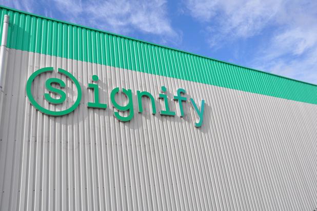 Plus de 120 emplois menacés au sein de Signify à Turnhout (ex-Philips Lighting)