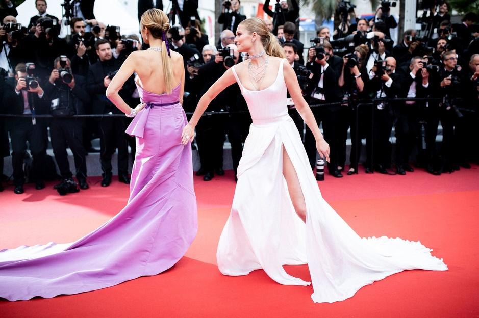 Cannes Jour 6: la montée des marches en images