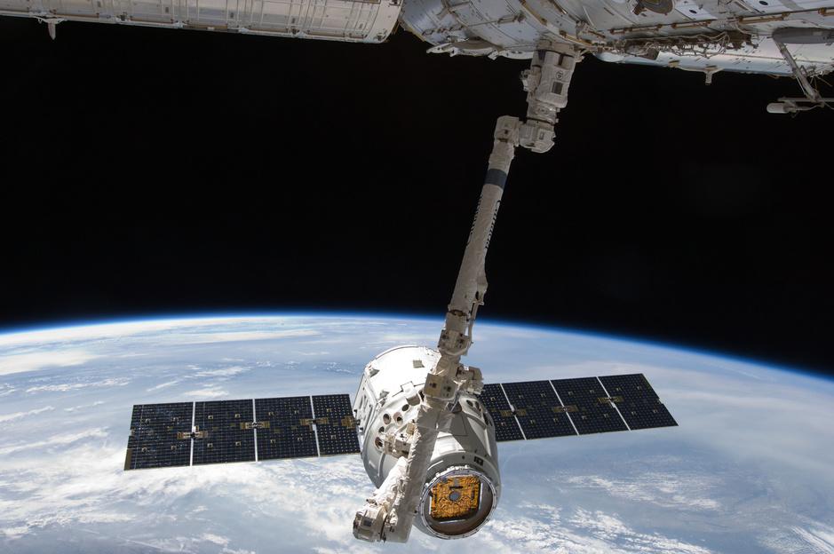 En images: cinquante ans de conquête de l'espace