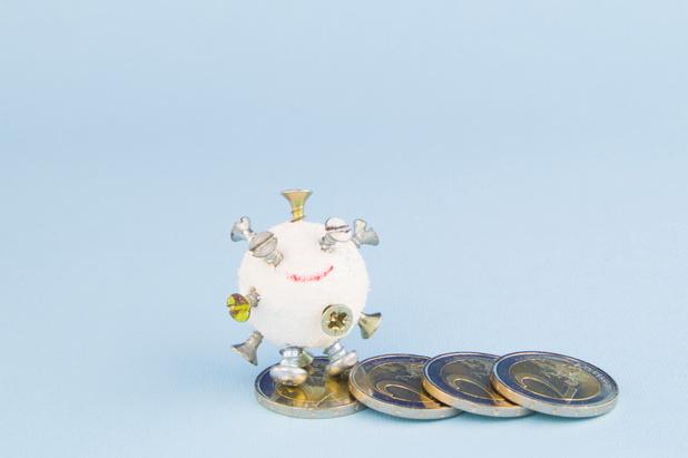 Coronavirus/La question du jour: peut-on gagner 2,6 milliards de dollars alors que les marchés s'effondrent? Oui!
