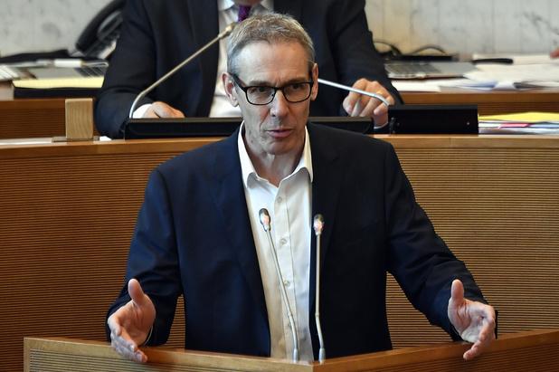 """Benoît Drèze: """"Le cdH doit travailler avec Ecolo et renoncer à l'opposition"""""""
