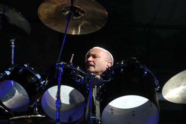 Vier drummers die beter niet solo waren gegaan