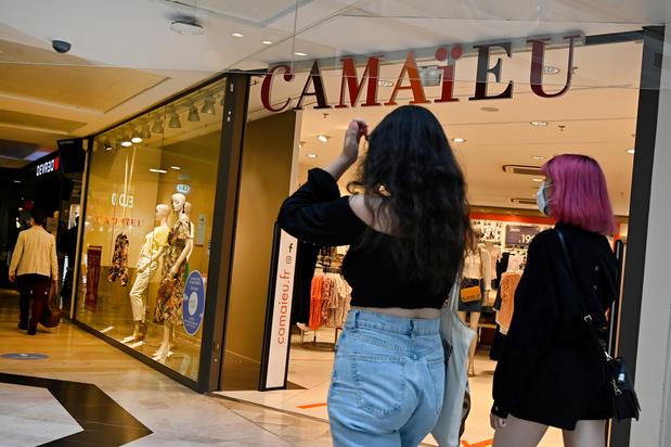 Camaieu Belgique est officiellement en faillite
