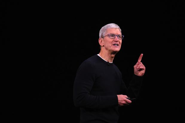 Le directeur d'Apple a parlé avec le contrôleur chinois