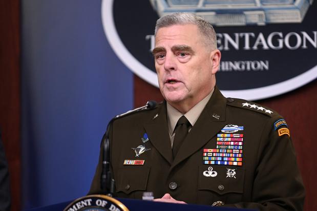 Deux hommes capturés par les Américains pendant l'opération contre Baghdadi