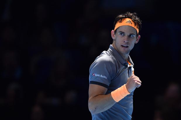 Masters: Thiem remporte un duel titanesque contre Djokovic et se hisse en demies