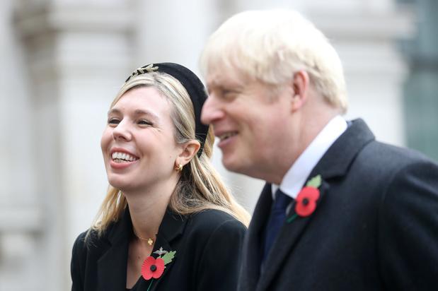 Carrie Symonds, l'influente compagne de Boris Johnson