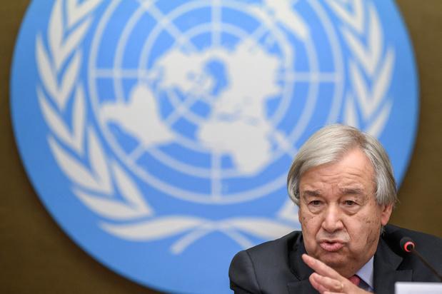 Afghanistan: dans la crainte d'une catastrophe humanitaire, l'ONU appelle au dialogue avec les talibans