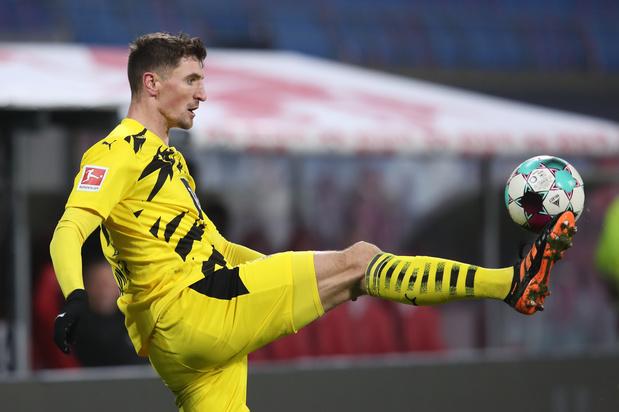 Thomas Meunier rejoint Axel Witsel et Thorgan Hazard à l'infirmerie à Dortmund