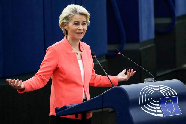 Discours sur l'état de l'UE: réactions très contrastées parmi les eurodéputés belges