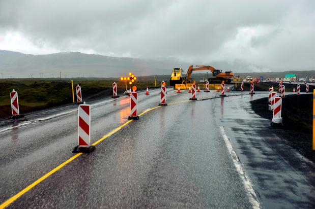 """Chantiers routiers : """"Encore trois kilomètres..."""""""