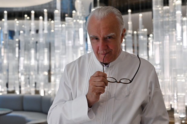 Alain Ducasse, chef le plus étoilé du monde en quête permanente de perfection, dans toutes les gammes