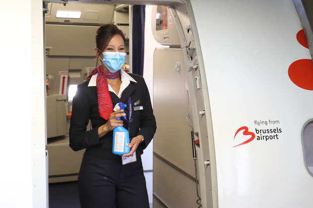 Le certificat de vaccination, étape essentielle vers des voyages sûrs (Brussels Airlines)