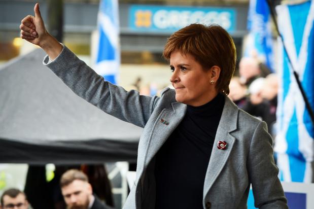"""Les indépendantistes écossais appellent à les soutenir pour """"échapper au Brexit"""""""