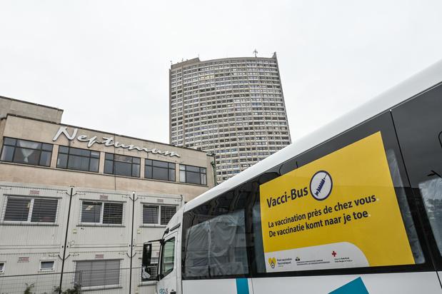 La Cocom multiplie les initiatives pour encourager les Bruxellois à se faire vacciner