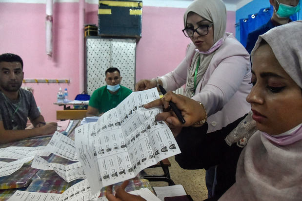 Algerije: islamistische partij roept zichzelf tot overwinnaar uit