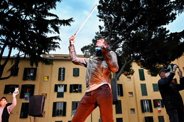 Rome au rythme des musiciens ambulants
