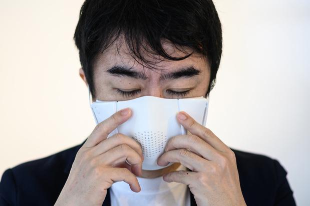 Des masques high-tech capables de traduire, filtrer et surveiller