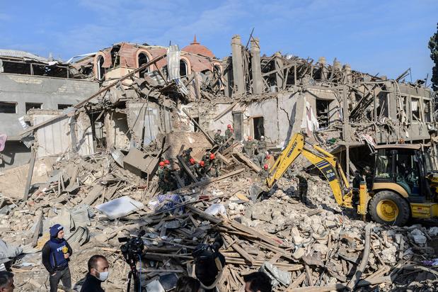 EU drukt 'extreme bezorgdheid' uit over schendingen staakt-het-vuren in Nagorno-Karabach