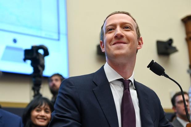 Mark Zuckerberg est à Bruxelles pour une opération de charme