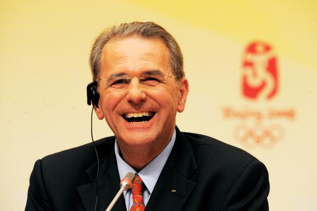 """Dedecker: """"Jacques Rogge connaissait les règles du jeu, mais il est toujours resté fidèle à ses valeurs"""""""