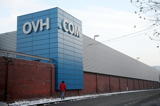 Un incendie détruit un centre de données OVH de Strasbourg