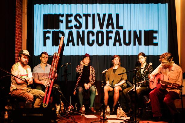 Le festival francofaune