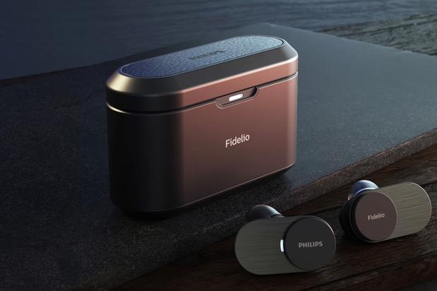 Philips introduceert premium draadloze oordopjes met ruisonderdrukking