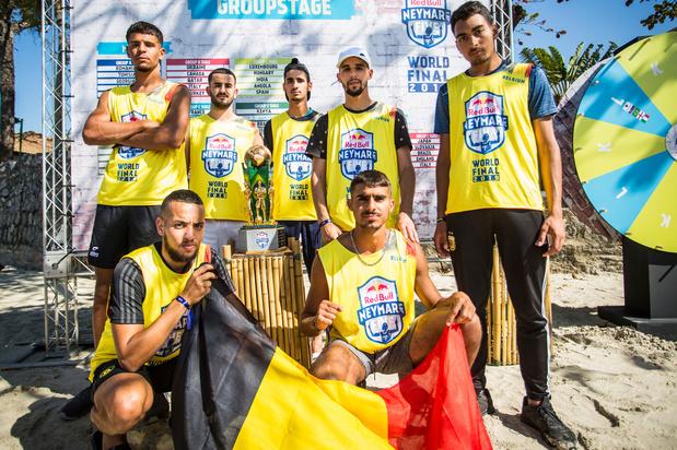 Belgen breken geen potten onder het oog van Neymar: 'Toch een waanzinnige ervaring!'