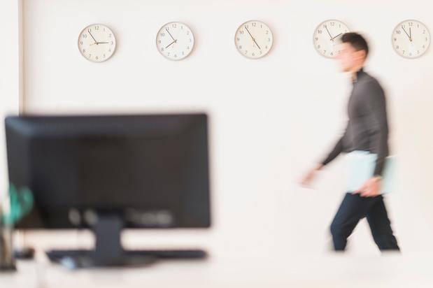Six employeurs sur dix ne préconisent plus un horaire de travail 9-17