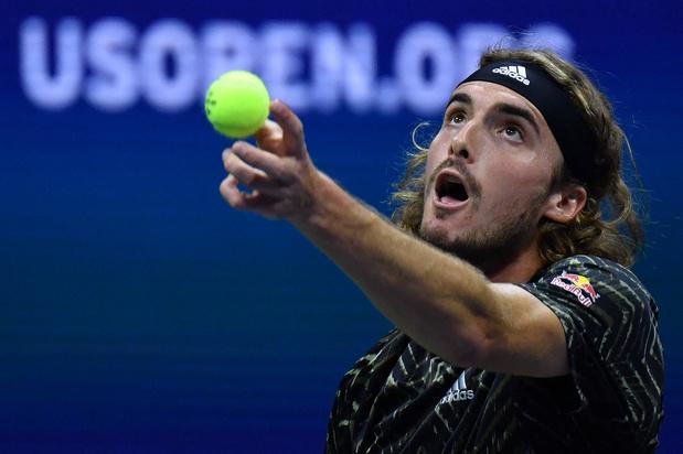 Les pauses de Tsitsipas pendant les matches agacent: le public de l'US Open l'a hué