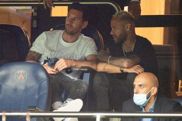 Absents contre Clermont pour cause de quarantaine, Messi et Neymar seront-ils alignés contre Bruges ?