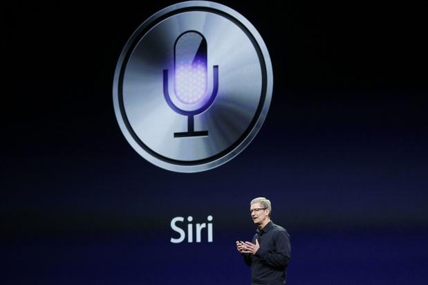 Ook Apple luistert naar je stemopnames