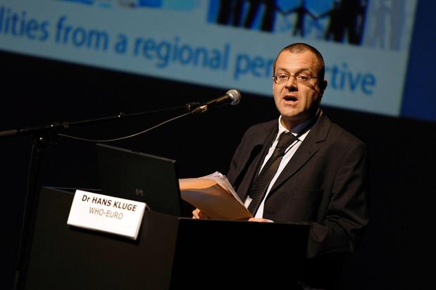 Hans Kluge directeur WHO Europe