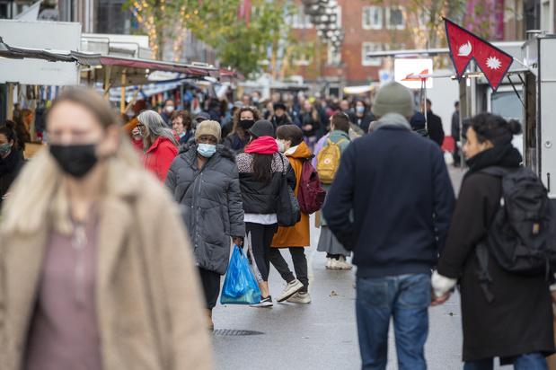 Covid: les Pays-Bas placent l'ensemble des pays en code orange