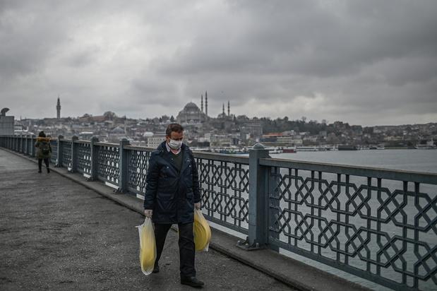 Turquie : Erdogan confine les jeunes et isole les grandes villes