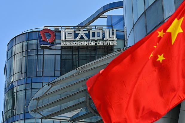 Le géant immobilier chinois Evergrande suspend ses opérations bousière à Hong Kong