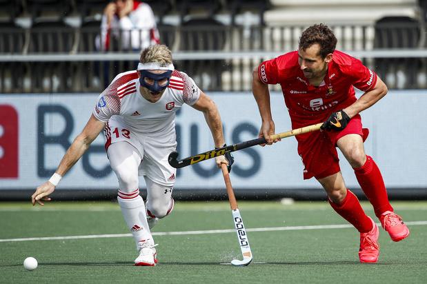 Euro de Hockey: victoire contre l'Angleterre, les Red Lions en bronze