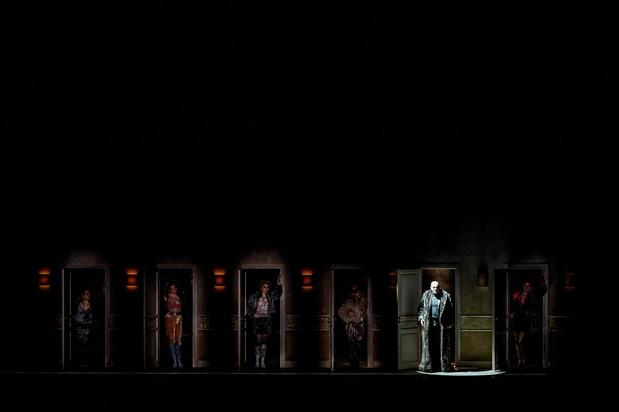 """Dans les coulisses du """"Palais enchanté"""" de Rossi dont les représentations se dérouleront en ligne (vidéo)"""