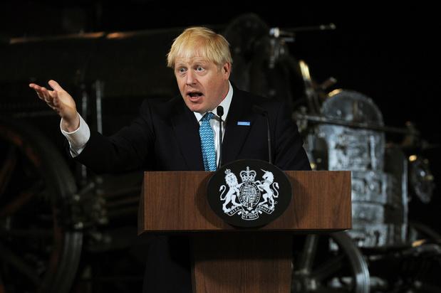Brexit: premier déplacement de Johnson en Ecosse pour promouvoir l'union