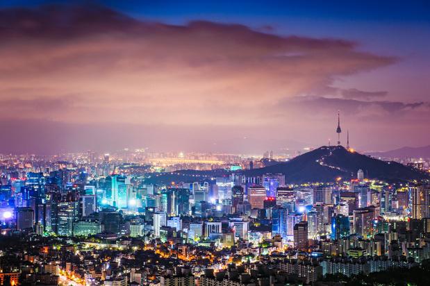 La Corée du Sud est le plus vaste marché pour la 5G