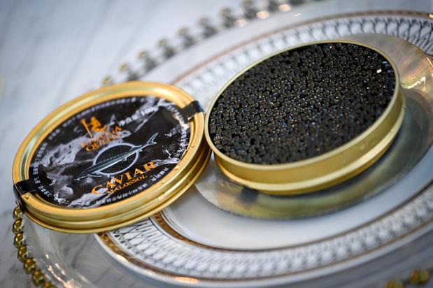 """La Chine, nouvel eldorado du caviar, est le pays de l'""""or noir"""""""