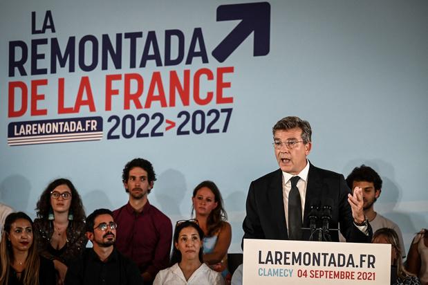 France: Arnaud Montebourg se déclare candidat à la présidence de la République