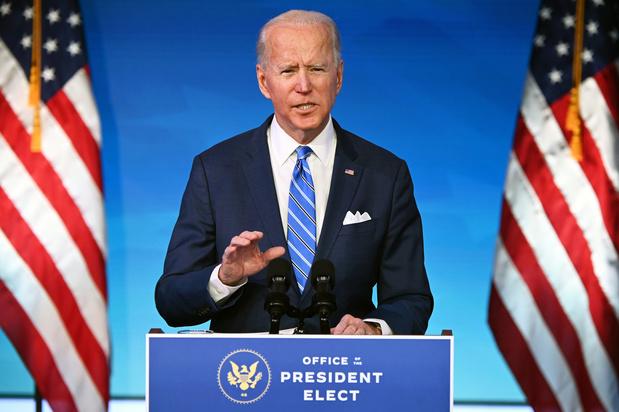 USA: Joe Biden dévoile son plan de relance de 1.900 milliards de dollars