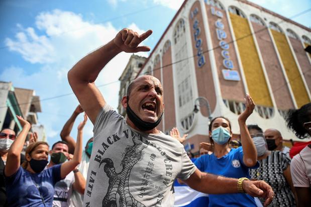 Mobiel internet hersteld in Cuba, zonder toegang tot sociale netwerken