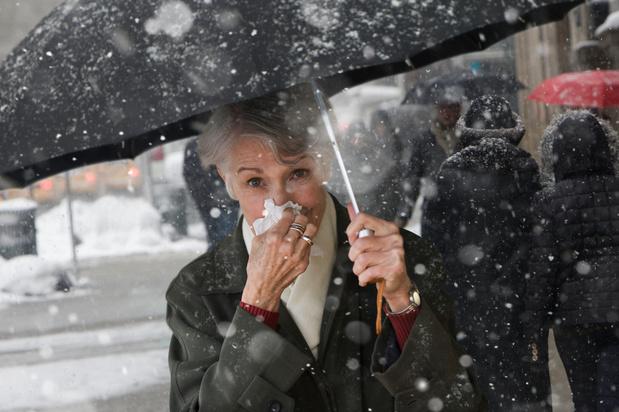 COPD en de invloed van het weer