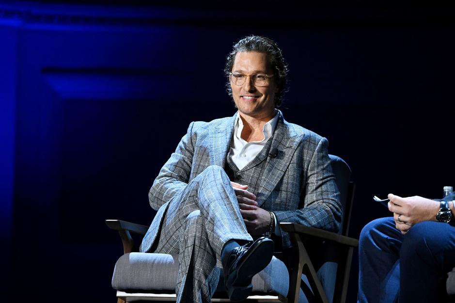 Doet acteur Matthew McConaughey een gooi naar het gouverneurschap van Texas?