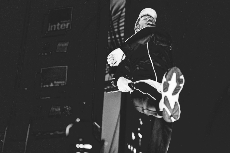 Eddy de Pretto au Fnac Live: les photos de Lara Herbinia