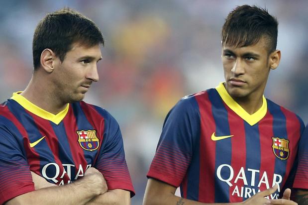 """Messi over Neymar-soap: """"Weet niet of Barça alles heeft geprobeerd"""""""