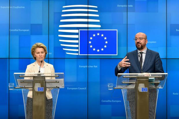 L'UE s'engage à protéger son économie du coronavirus